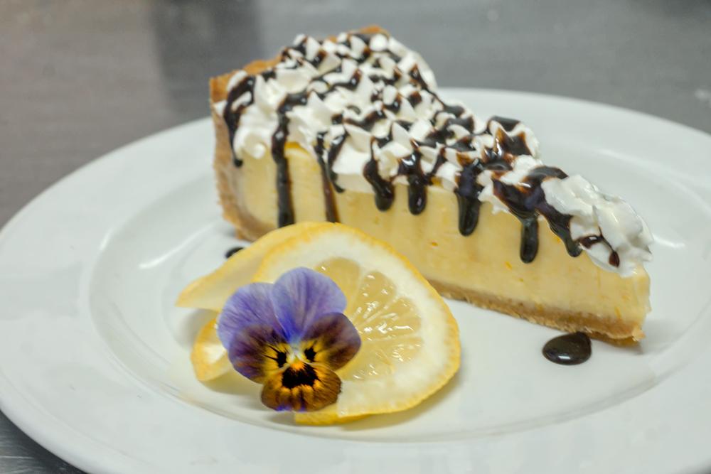 Herman Lemon Cake Recipe